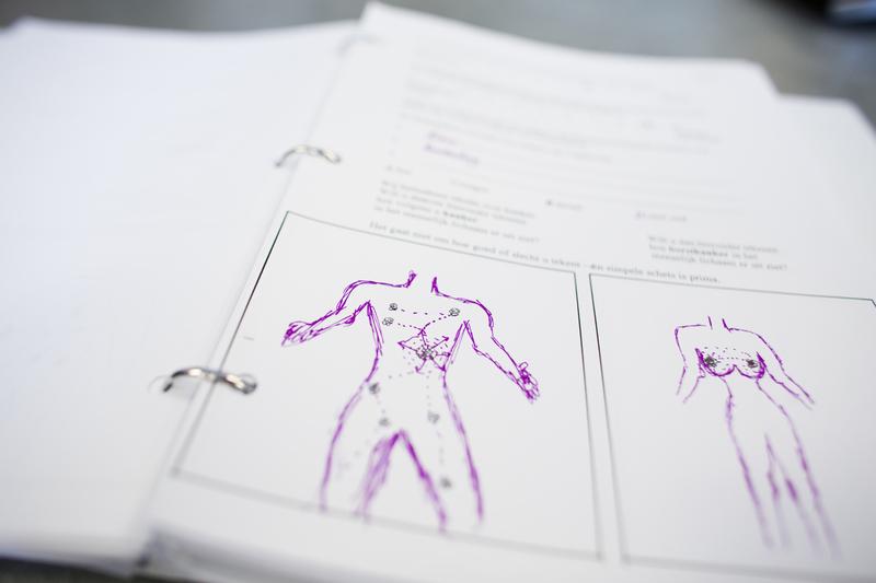 s: Professer Jitske Tiemensma Psychology drawings of disease patient drawings