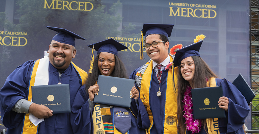 UC Merced debuted at No. 4 among U.S. universities in the 2019 Times Higher Education Young University Rankings.